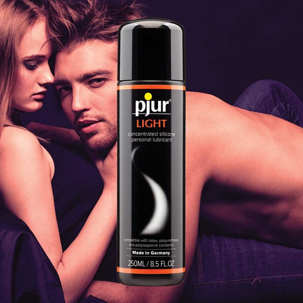 Pjur Eros Light Love Bodyglide Silicone Lube 8.5 Fl. Oz. - View #3