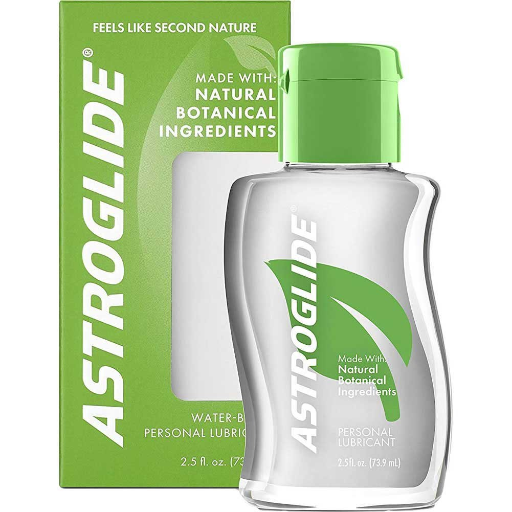Astroglide Natural Premium Personal Lubricant 2.5 Fl.Oz 74 mL - View #2