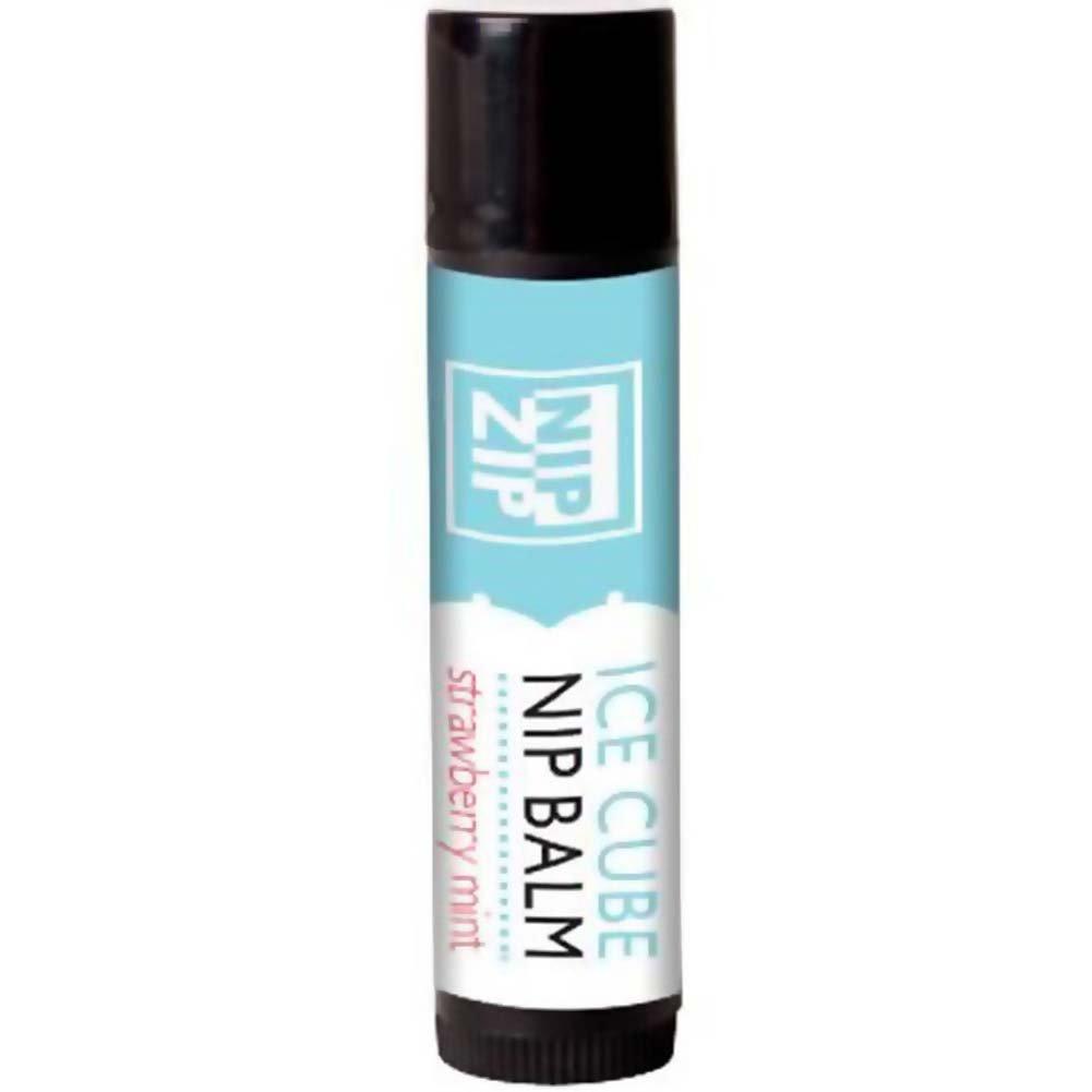 Sensuva Nip Zip Nipple Balm Strawberry Mint - View #1