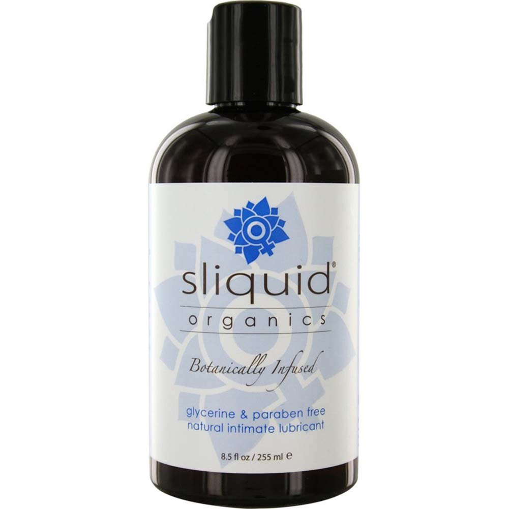 Sliquid Organics Natural Water Based Lubricant 8.5 Fl. Oz. - View #1