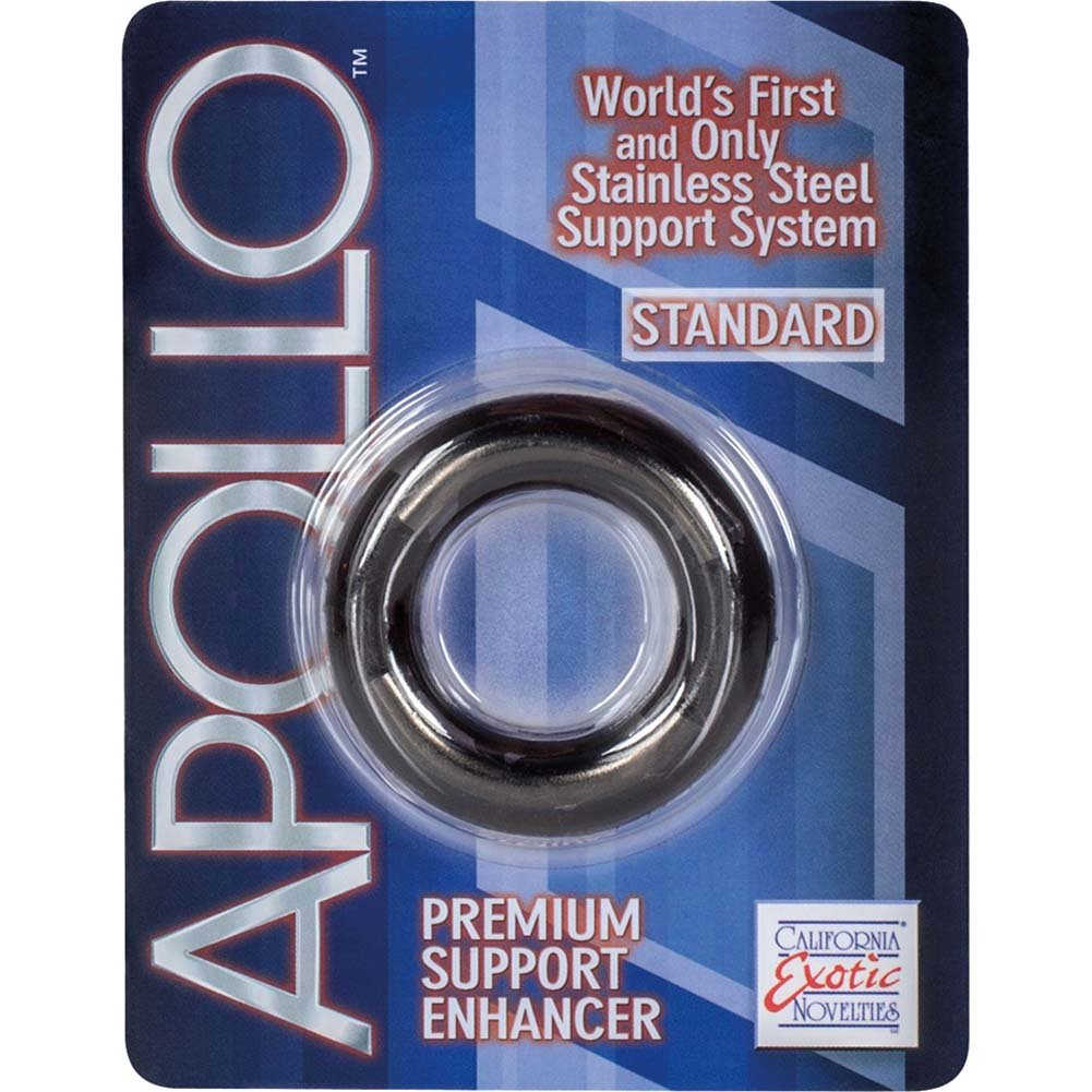 "Apollo Premium Support Enhancer Standard 1.75"" Smoke - View #4"