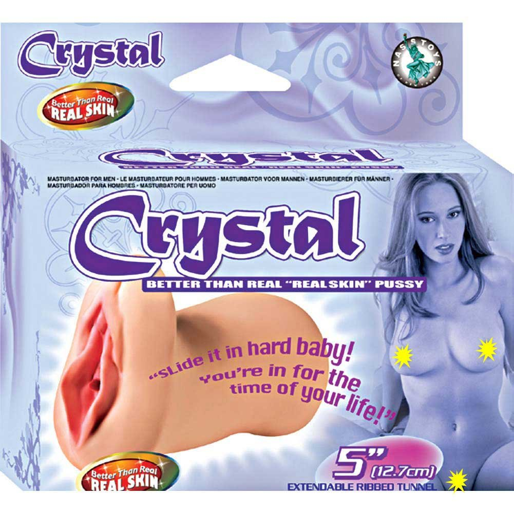 Better Than Real Skin Pussy Crystal - View #3