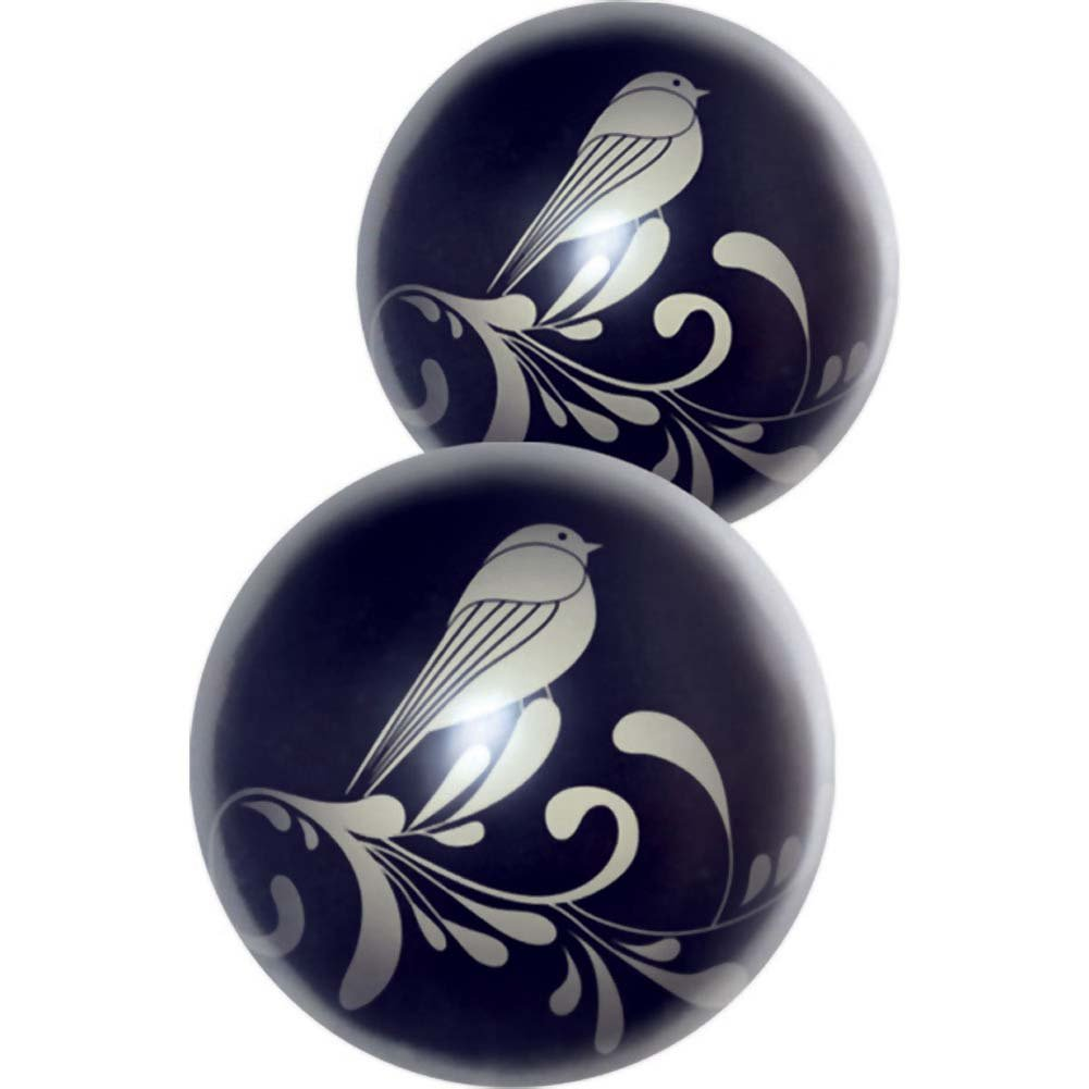 Fashionistas Zen Wa Balls Black Glass - View #1