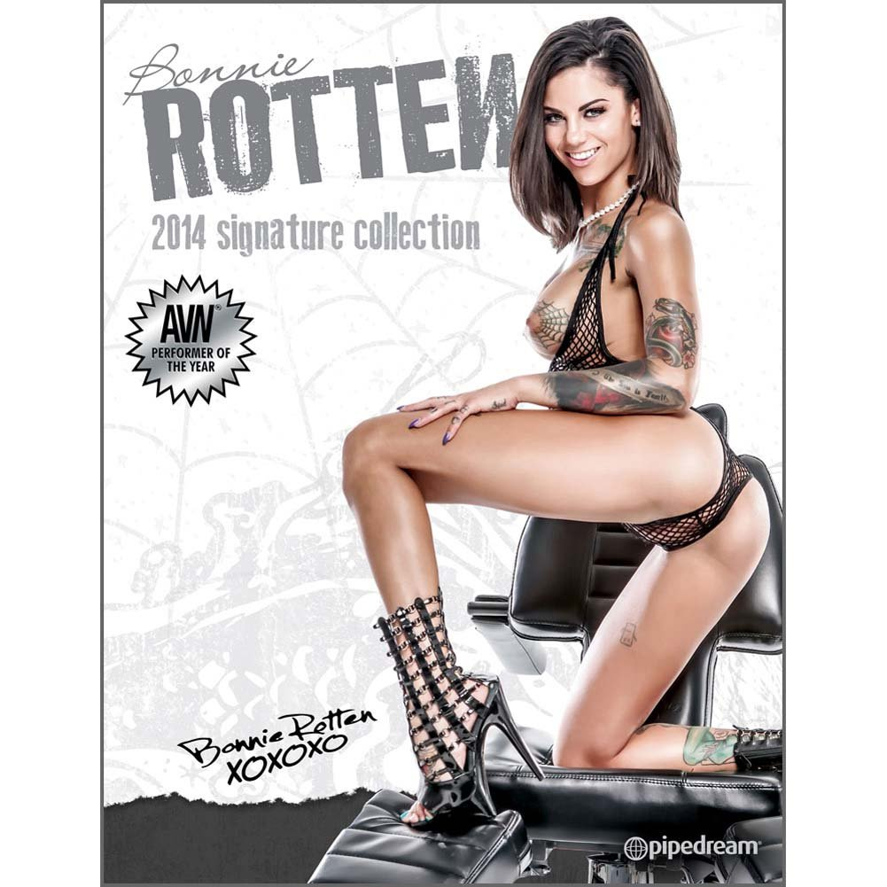 Pipedream Bonnie Rotten Signature Collection 2014 Catalog - View #1