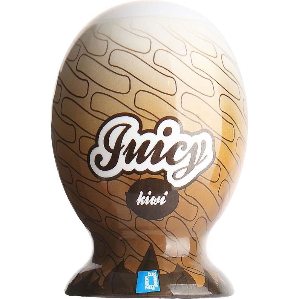 """FunZone Juicy Mini Masturbator 2.75"""" Kiwi - View #2"""