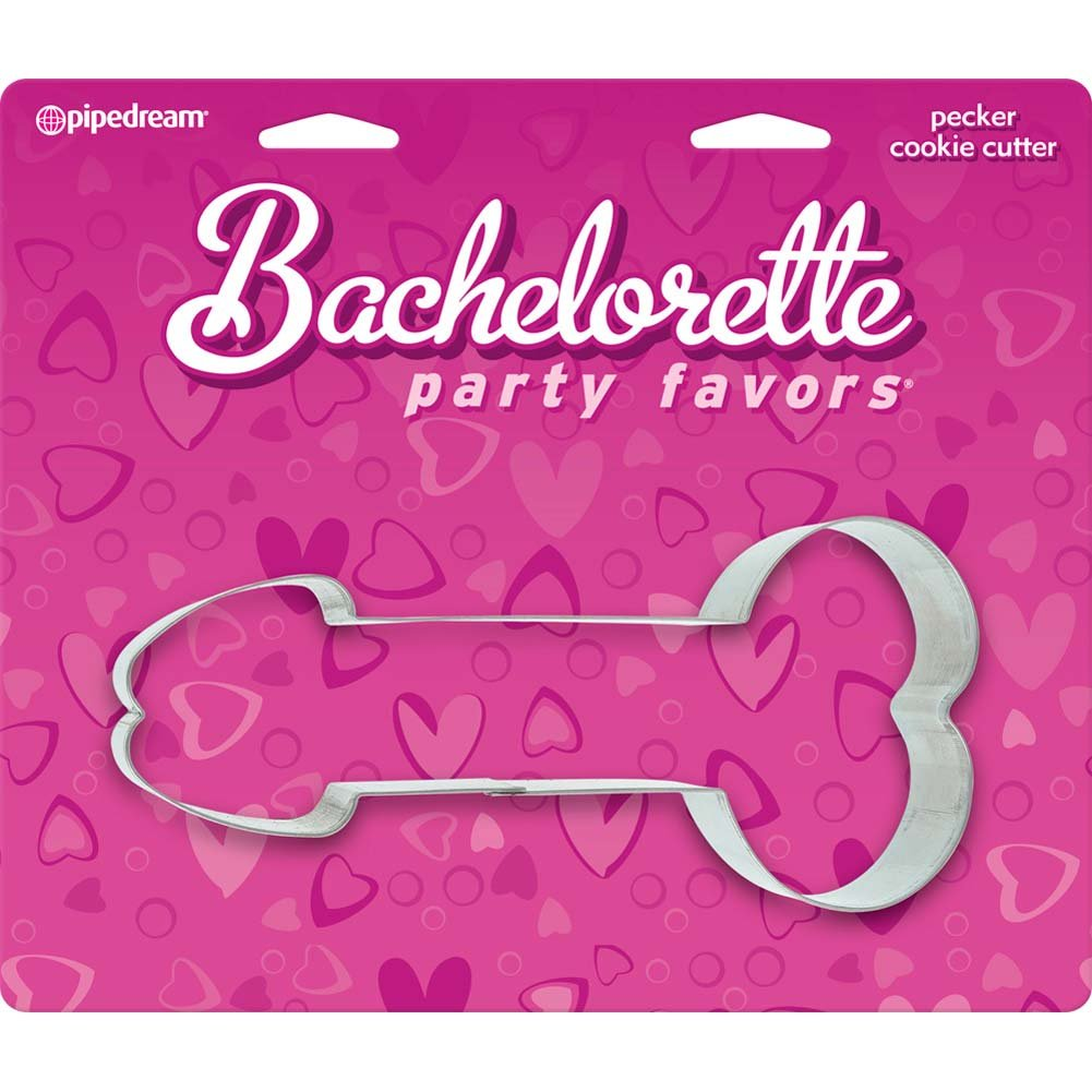 Bachelorette Party Favors Pecker Cookie Cutter - View #1