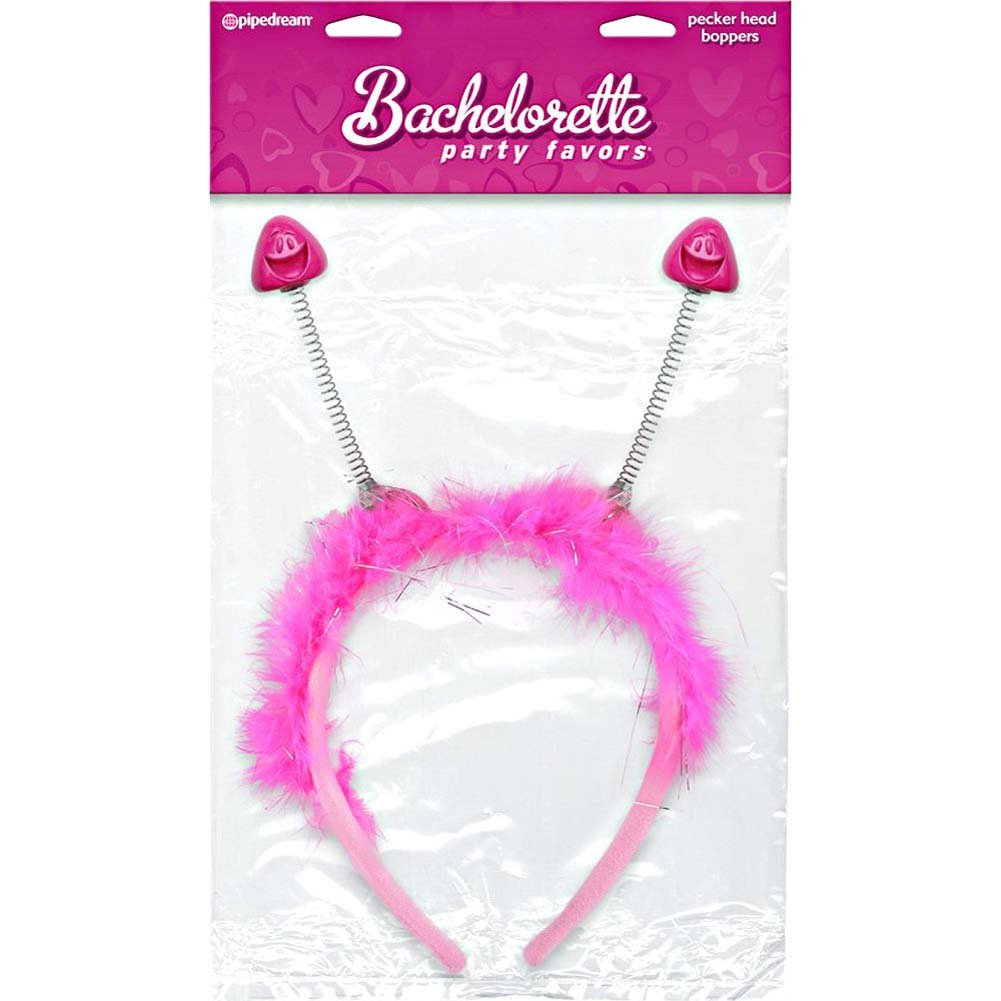 Bachelorette Party Favors Pecker Head Boppers Pink - View #4