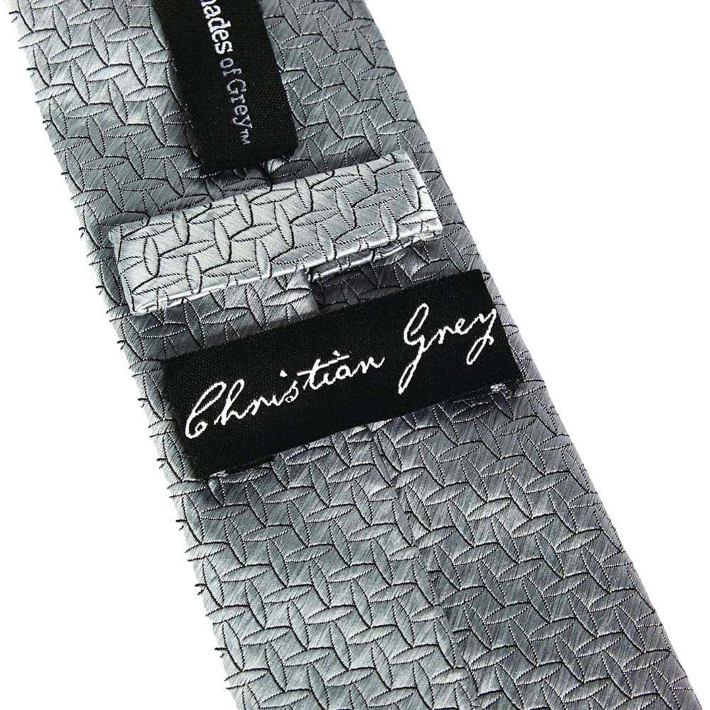 Official Fifty Shades of Grey Collection Christian GreyS Tie - View #4