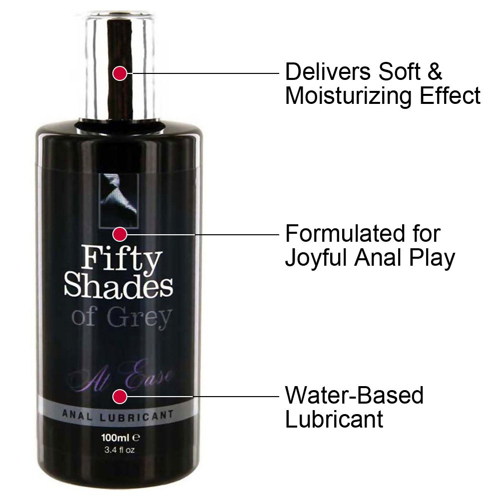 Fifty Shades of Grey At Ease Anal Lube 3.4 Fl. Oz. - View #1