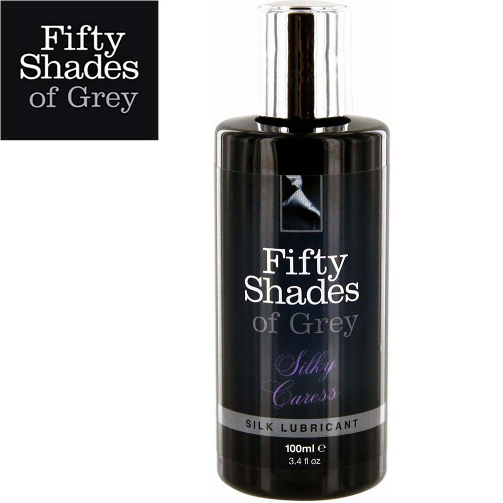 Fifty Shades of Grey Silky Caress Intimate Lubricant 3.4 Fl. Oz. - View #2