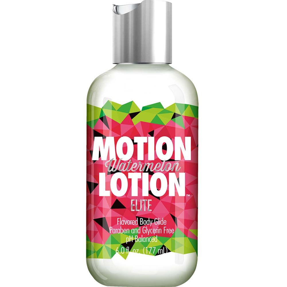 Motion Lotion Elite Body Glide Lubricant 6 Fl.Oz Watermelon - View #1