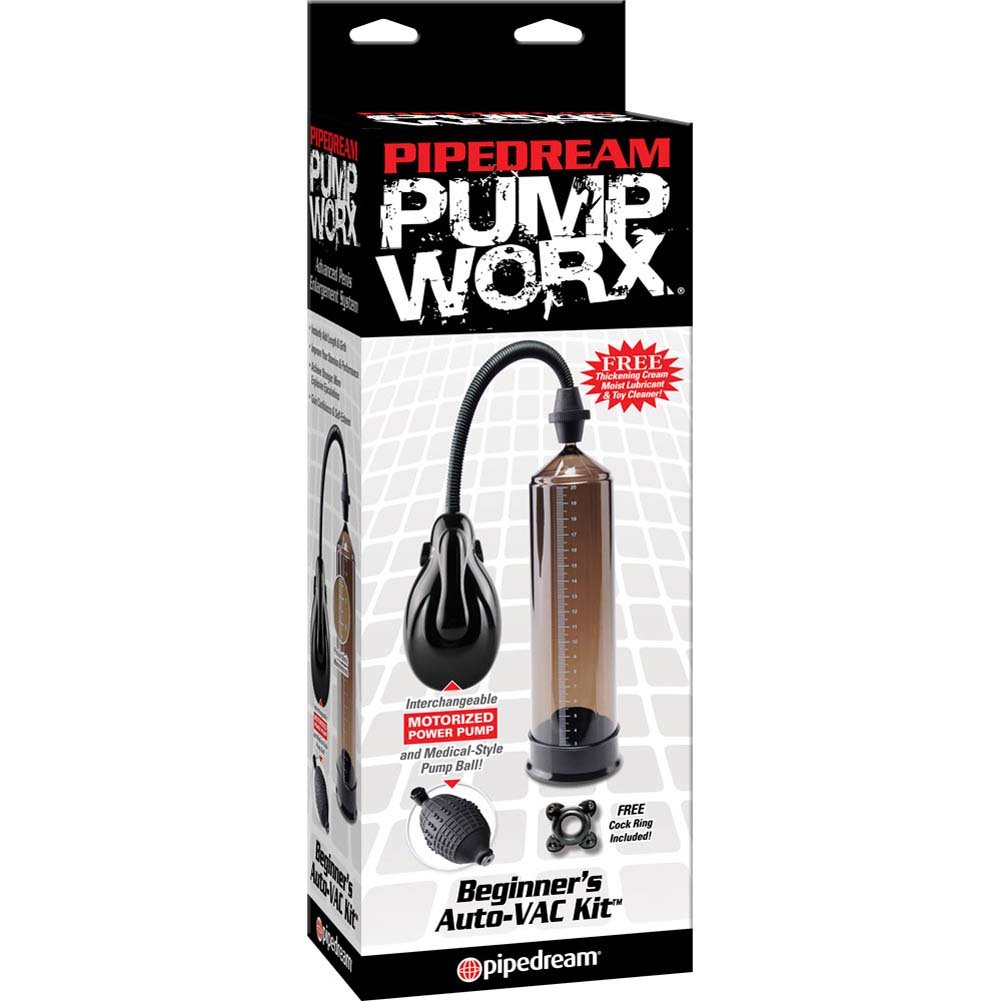 Pump Worx Beginners Auto VAC Kit - View #1