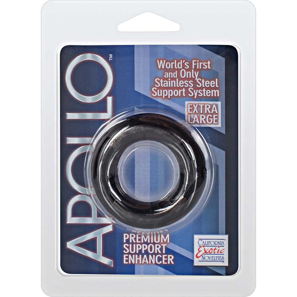 "Apollo Premium Support Enhancer Extra Large 2.25"" Smoke - View #4"
