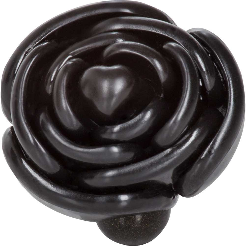 California Exotics Coco Licious Love Vibrating Ring Black - View #3