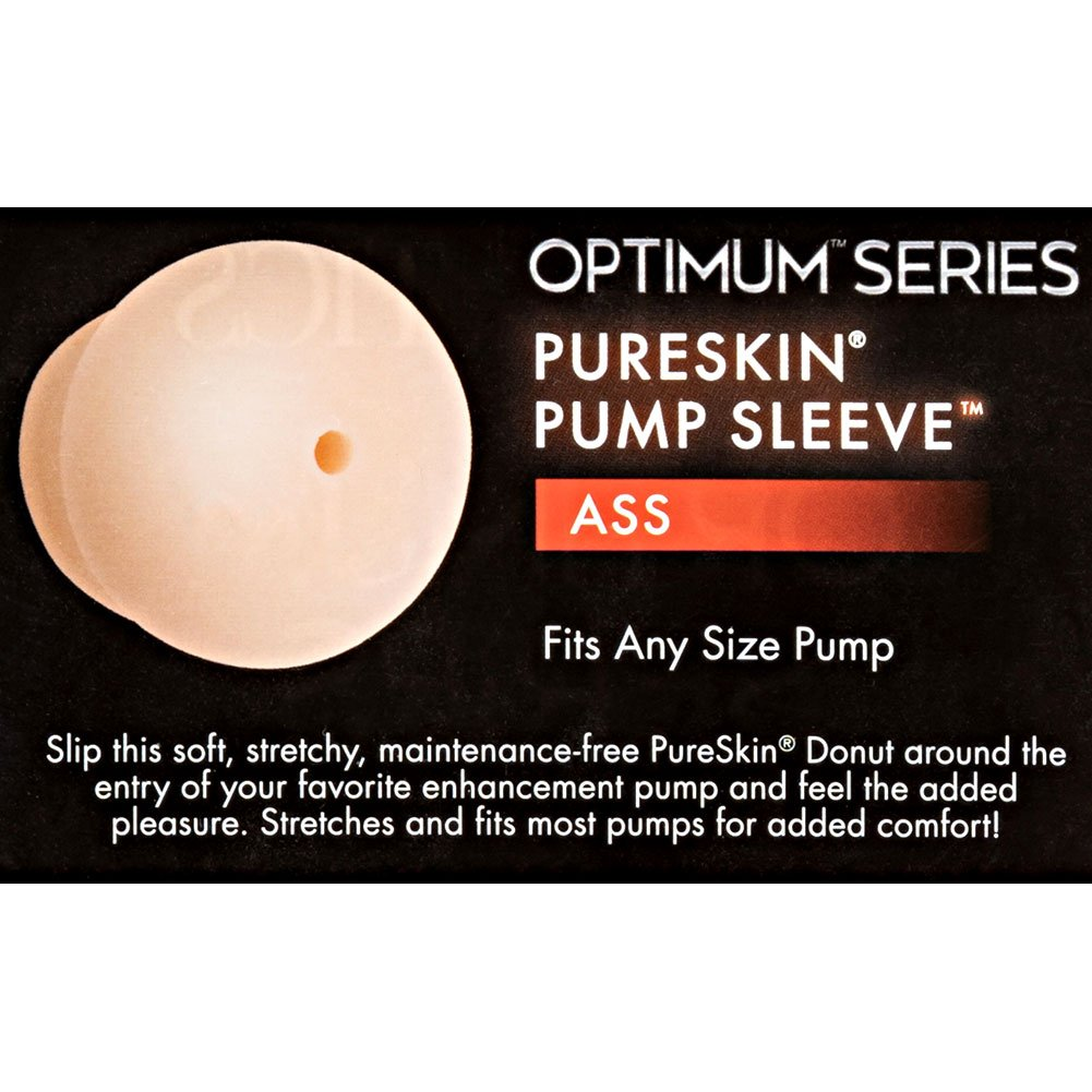 Pure Skin Soft Universal Pump Sleeve Ass - View #1