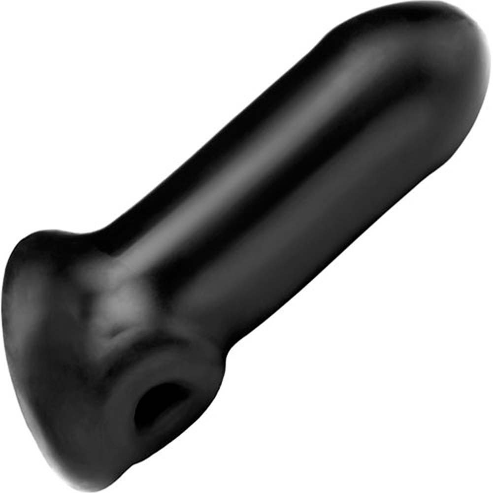 "Perfect Fit Fat Boy Sport Penis Extender 6.5"" Black - View #2"