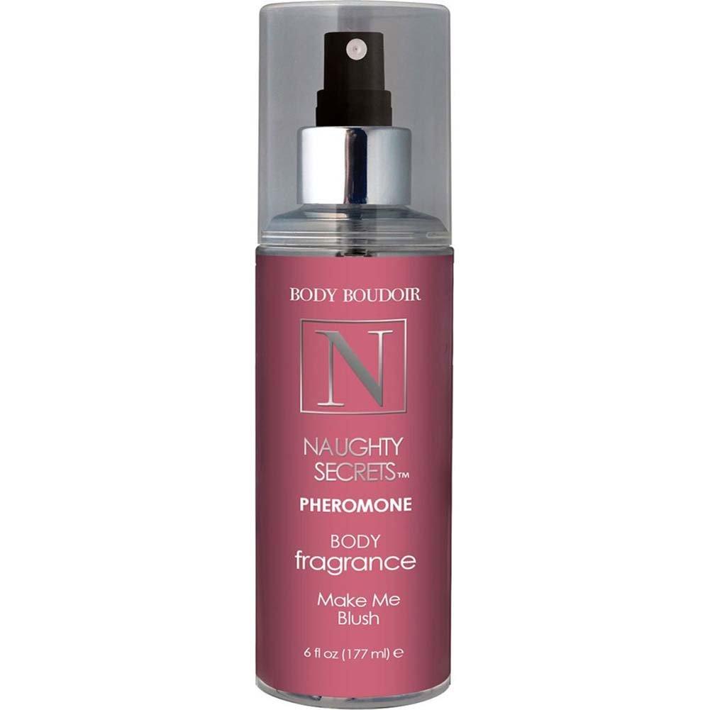 Naughty Secrets Body Mist With Pheromones Make Me Blush 6 Fl. Oz. - View #1