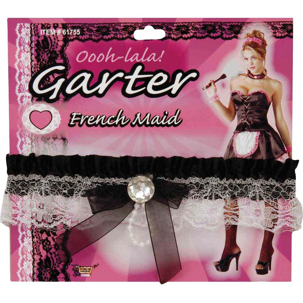 French Maid Garter - View #1