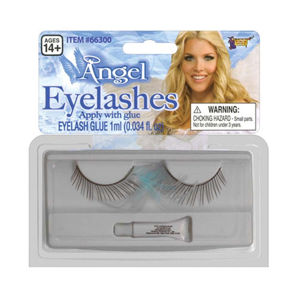 Angel Eyelashes - View #1