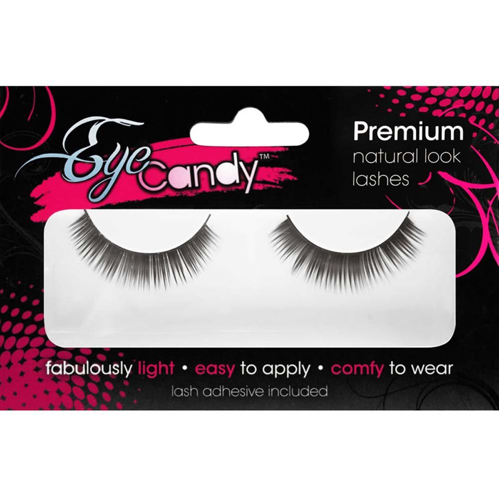 Eye Candy Expense Account Dramatic Volume Lashes - Black - View #1
