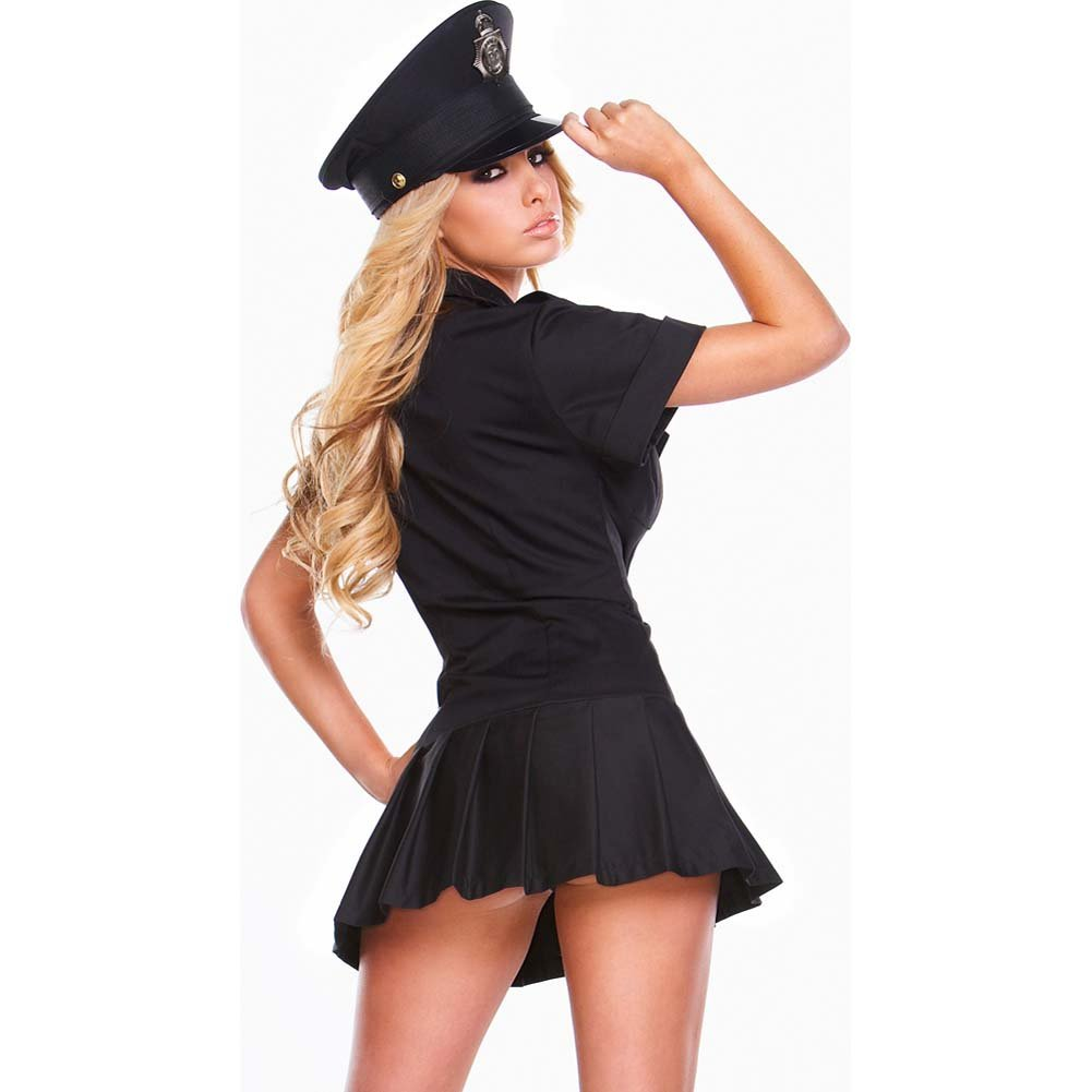 Hustler Police Officer 2pc Set S/M - View #2