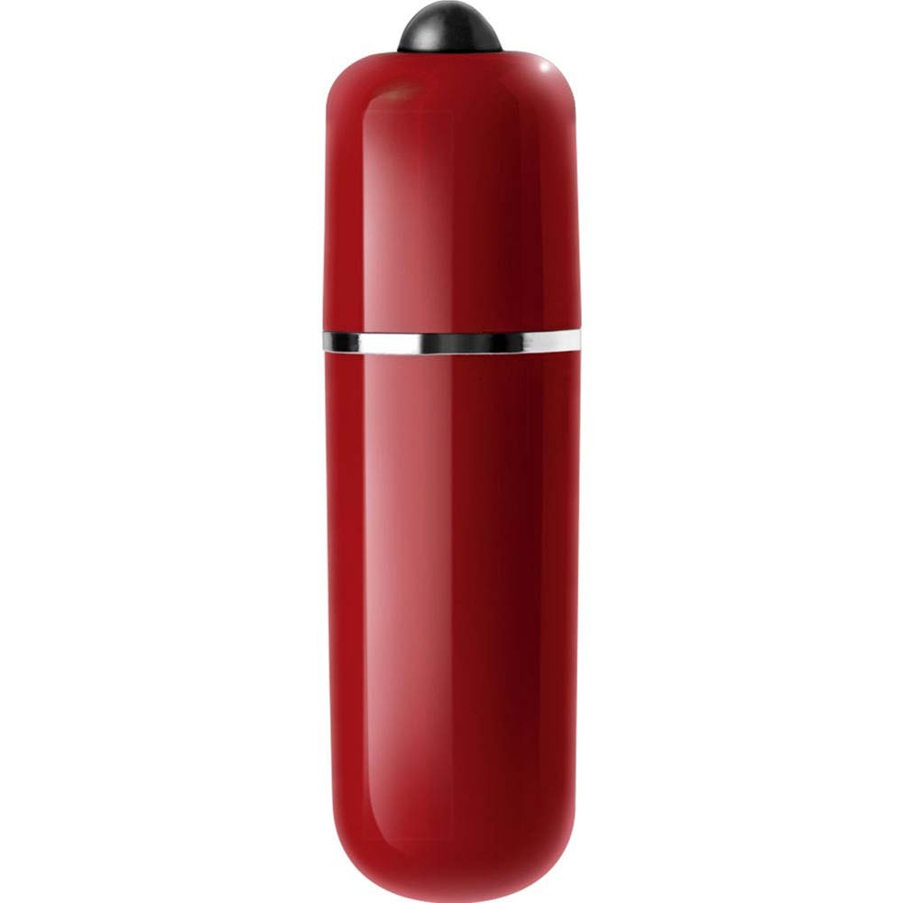"Le Reve 3-Speed Vibrating Bullet 2.5"" Red - View #2"