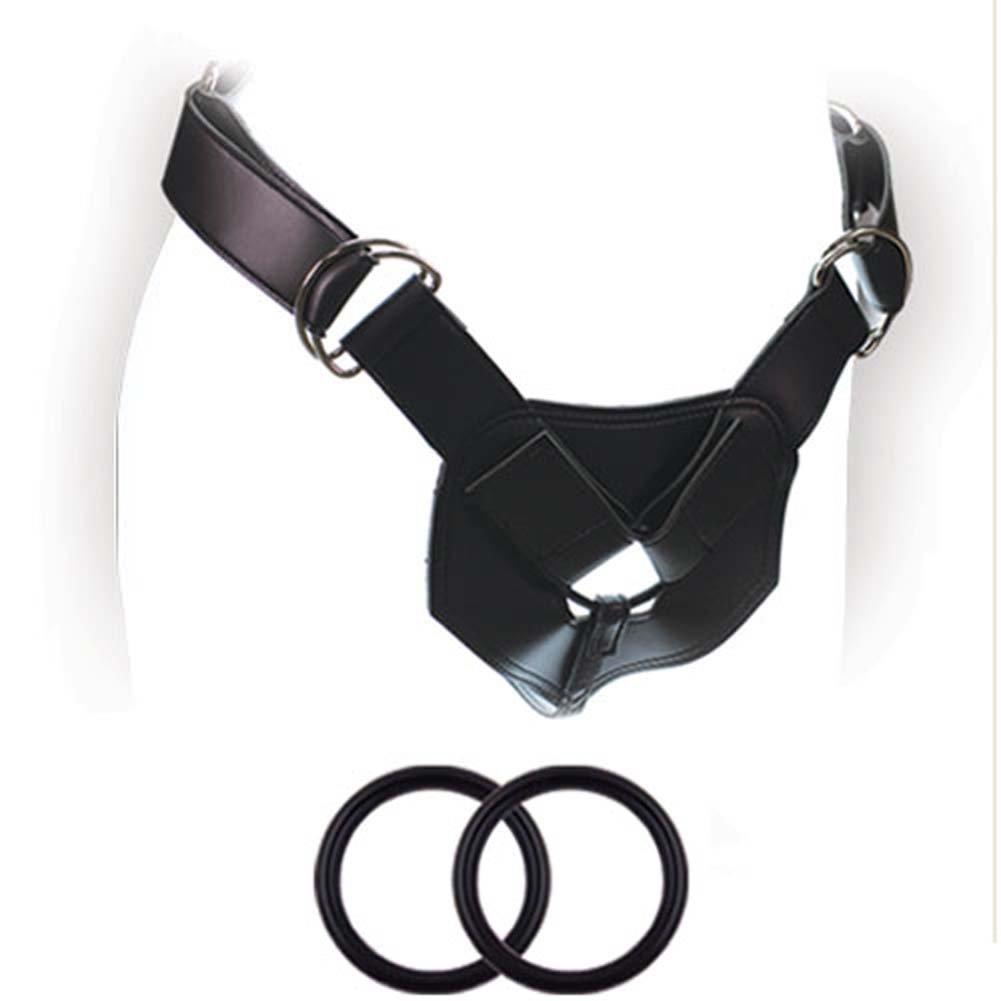 Blush SX for You Advanced Harness Black Bulk - View #1