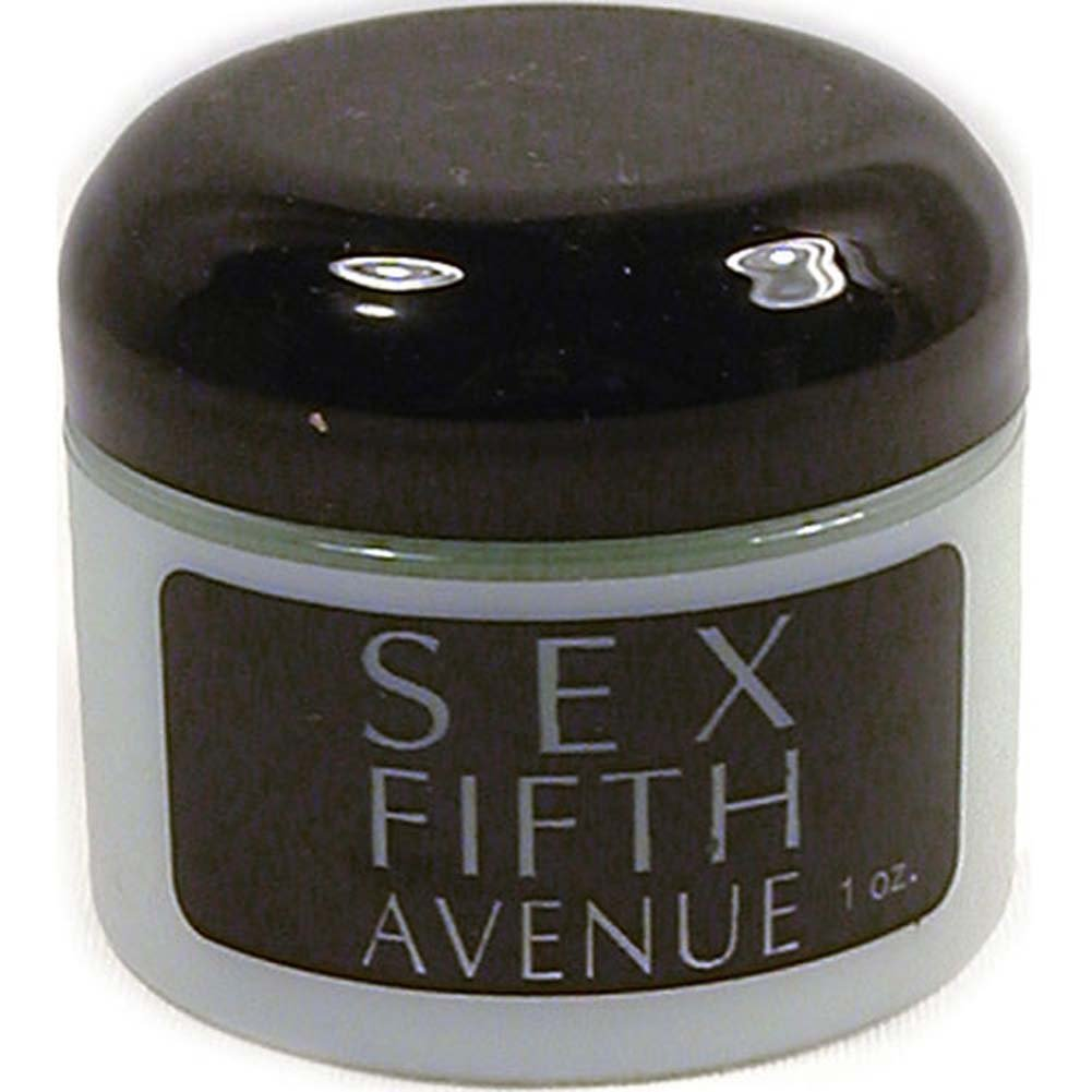Sex Fifth Avenue Strawberry Tingle Arousal Cream 1 Oz. - View #1
