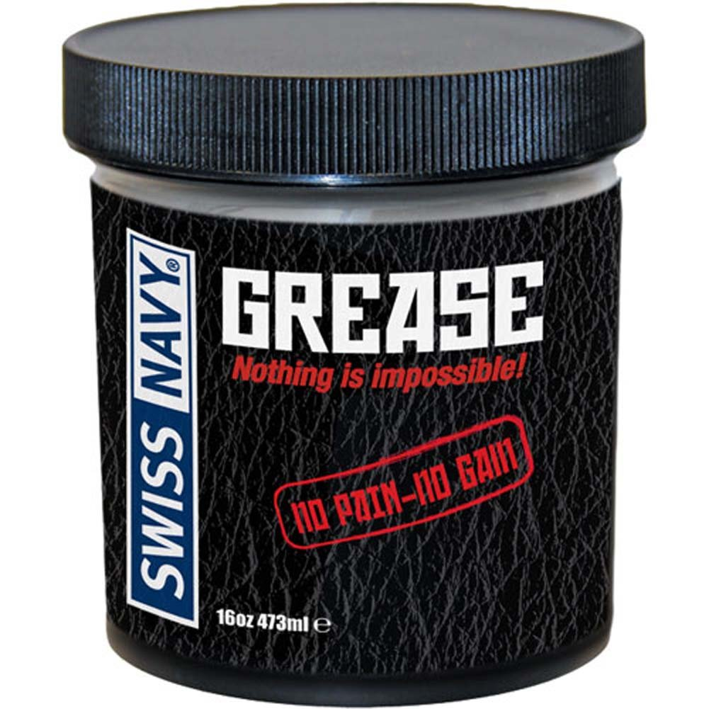 Swiss Navy Original Grease 16 Oz Jar - View #1