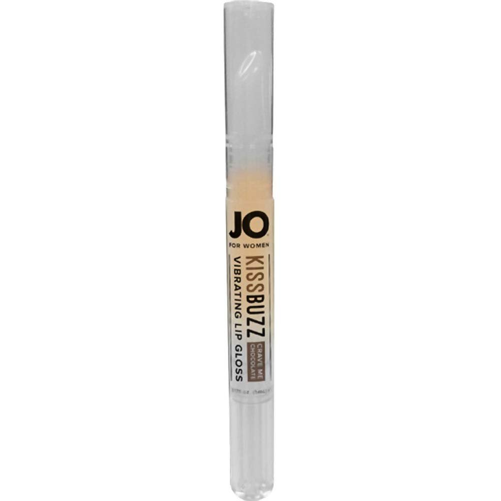 JO for Women Kiss Buzz Vibrating Lip Gloss Chocolate 0.17 Fl. Oz. - View #2
