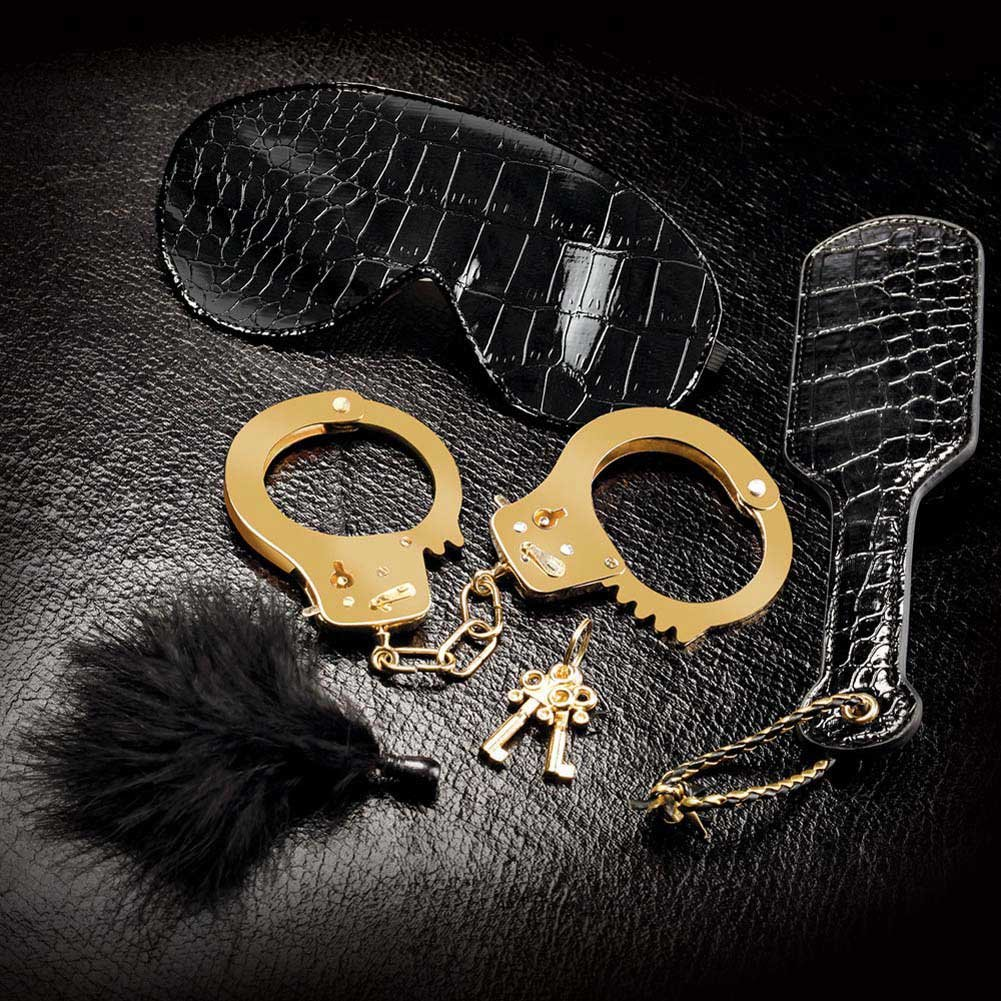 Fetish Fantasy Gold BeginnerS Fantasy Kit Black - View #2