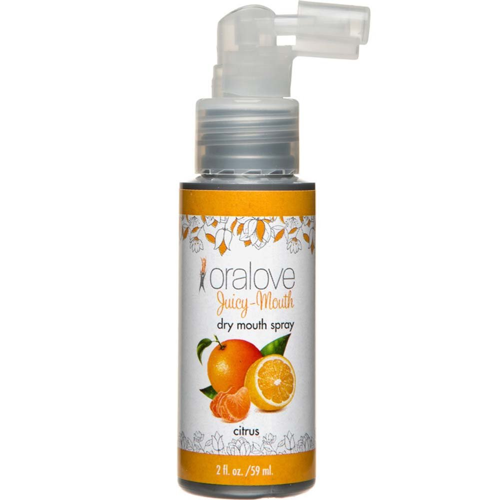 Oralove Juicy-Mouth Dry Mouth Spray Citrus 2 Fl. Oz. - View #2