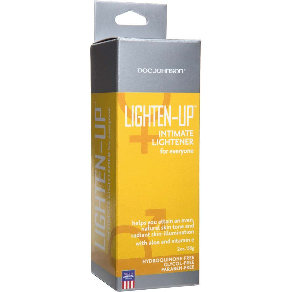 Doc Johnson Lighten Up Intimate Lightener 2 Ounce 56 G Boxed - View #1