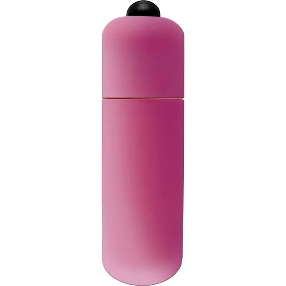 "Neon Luv Touch Vibrating Bullet 2.25"" Pink - View #2"