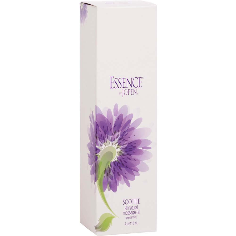 Essence by Jopen Soothe Essential Massage Oil Peppermint 4 Fl. Oz. - View #1
