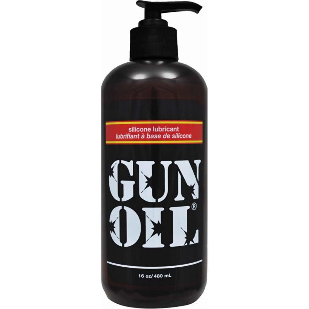 Gun Oil Silicone Premium Personal Lubricant 16 Fl.Oz 473 mL - View #2