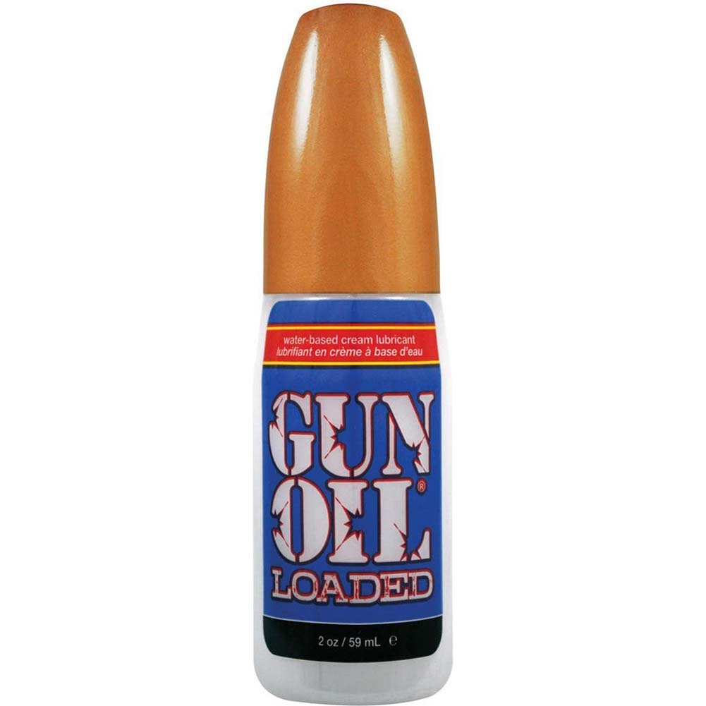 Gun Oil Loaded Hybrid Lubricant 2 Fl. Oz. - View #1
