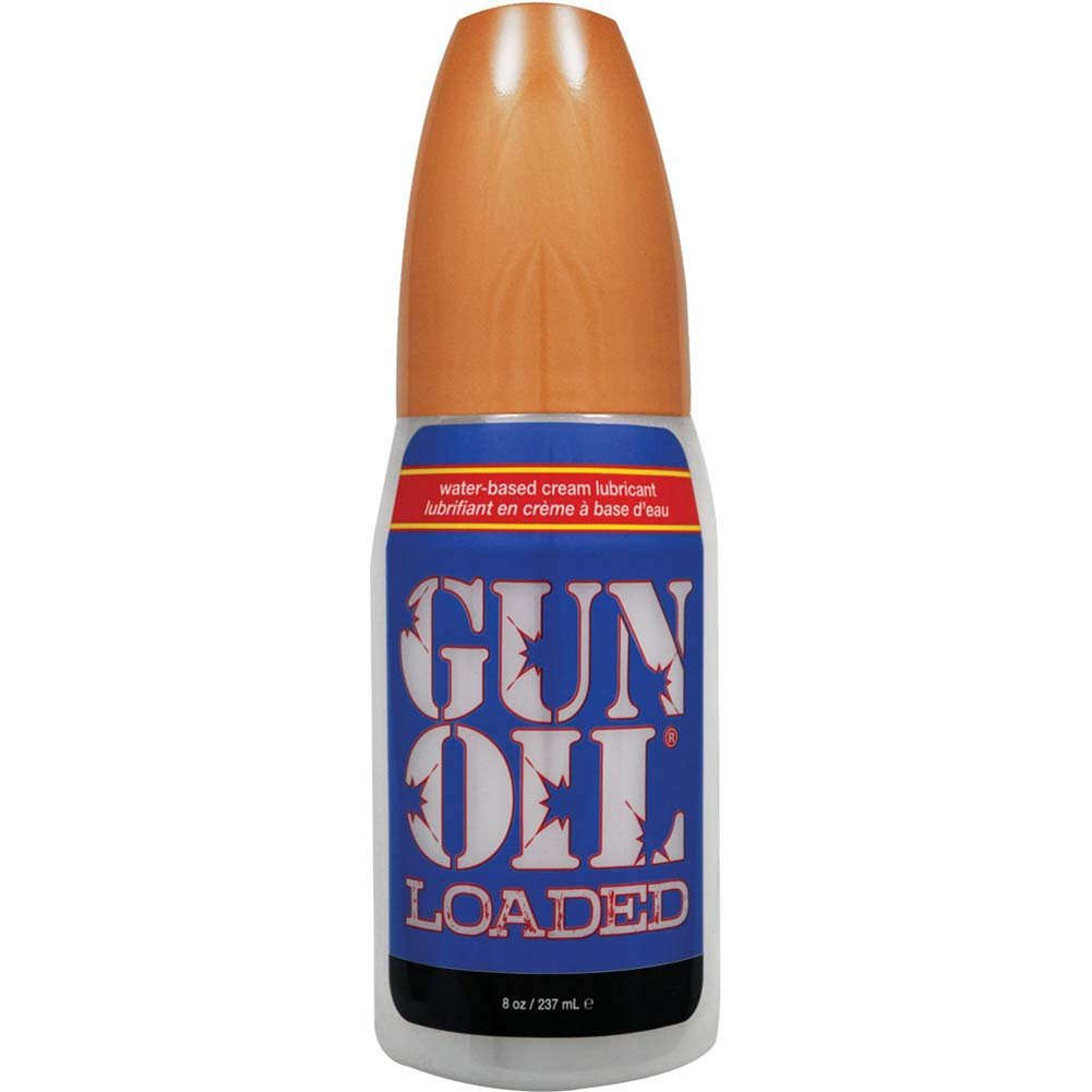 Gun Oil Loaded Hybrid Lubricant 8 Fl. Oz. - View #1