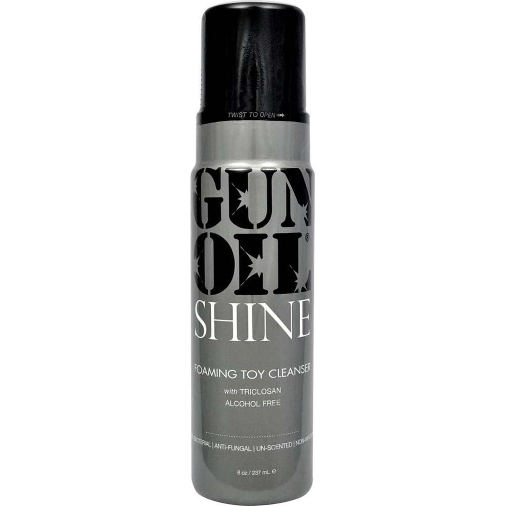 Gun Oil Shine Foaming Toy Cleaner 8 Fl. Oz. - View #1
