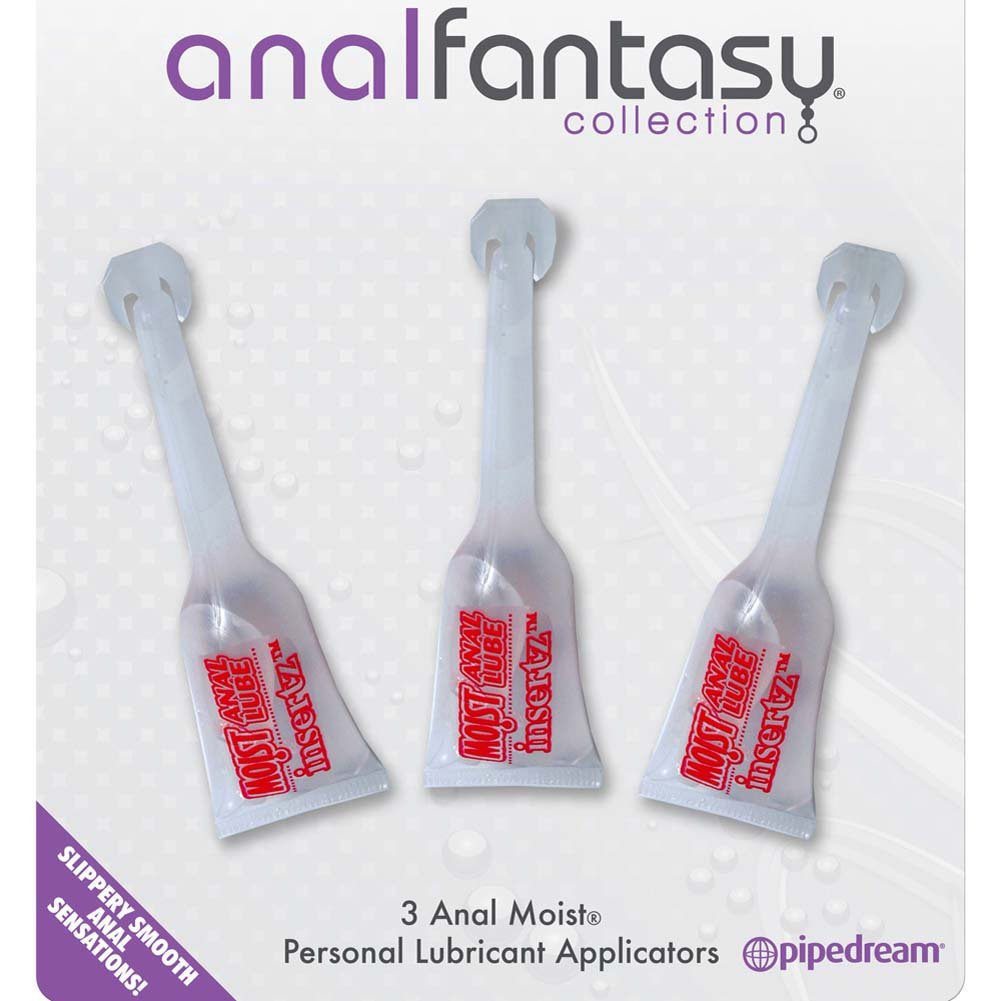 Anal Fantasy Collection Anal Moist Sampler 3 Pack - View #2