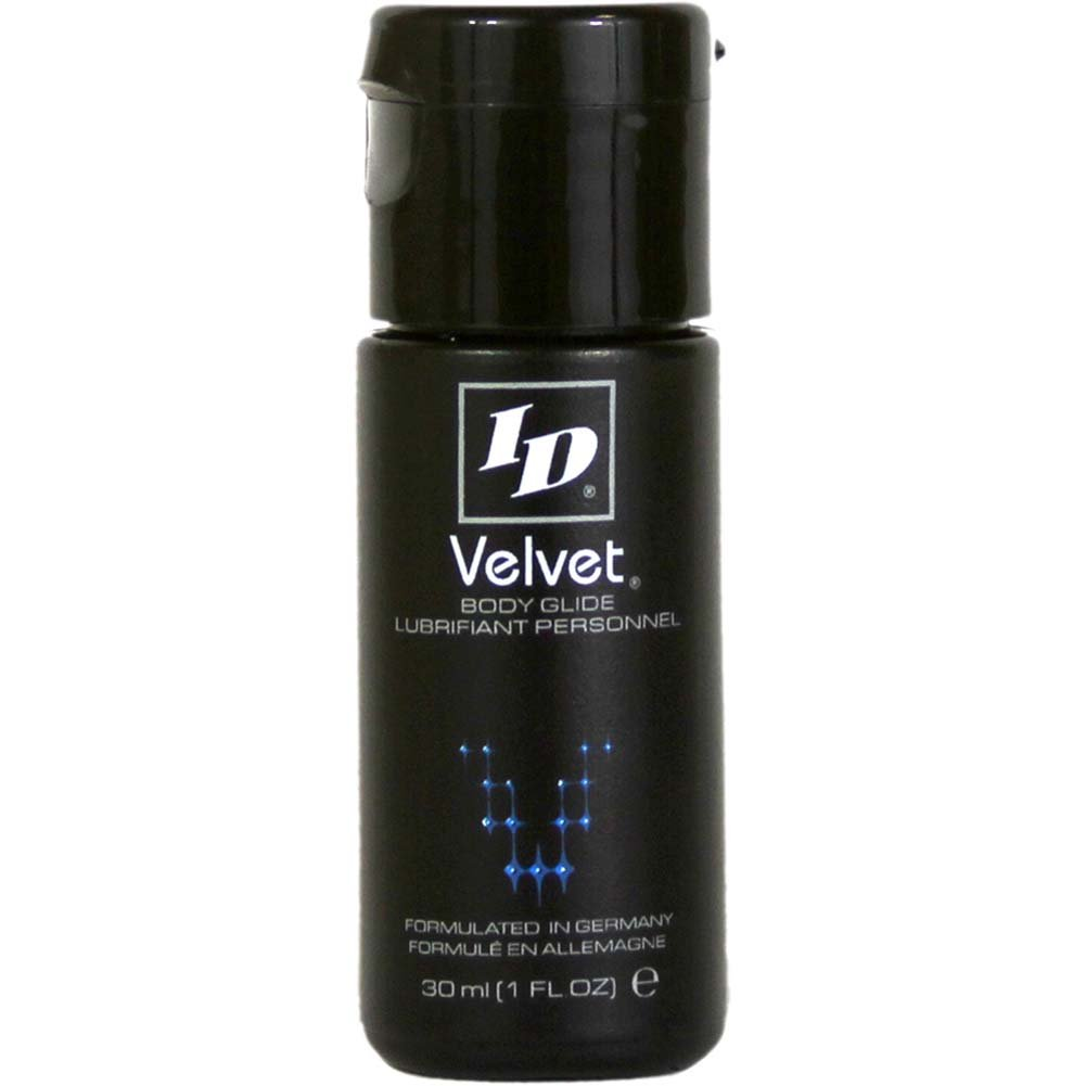 ID Velvet Body Glide Silicone-Based Personal Lubricant 1 Fl.Oz 30 mL - View #1