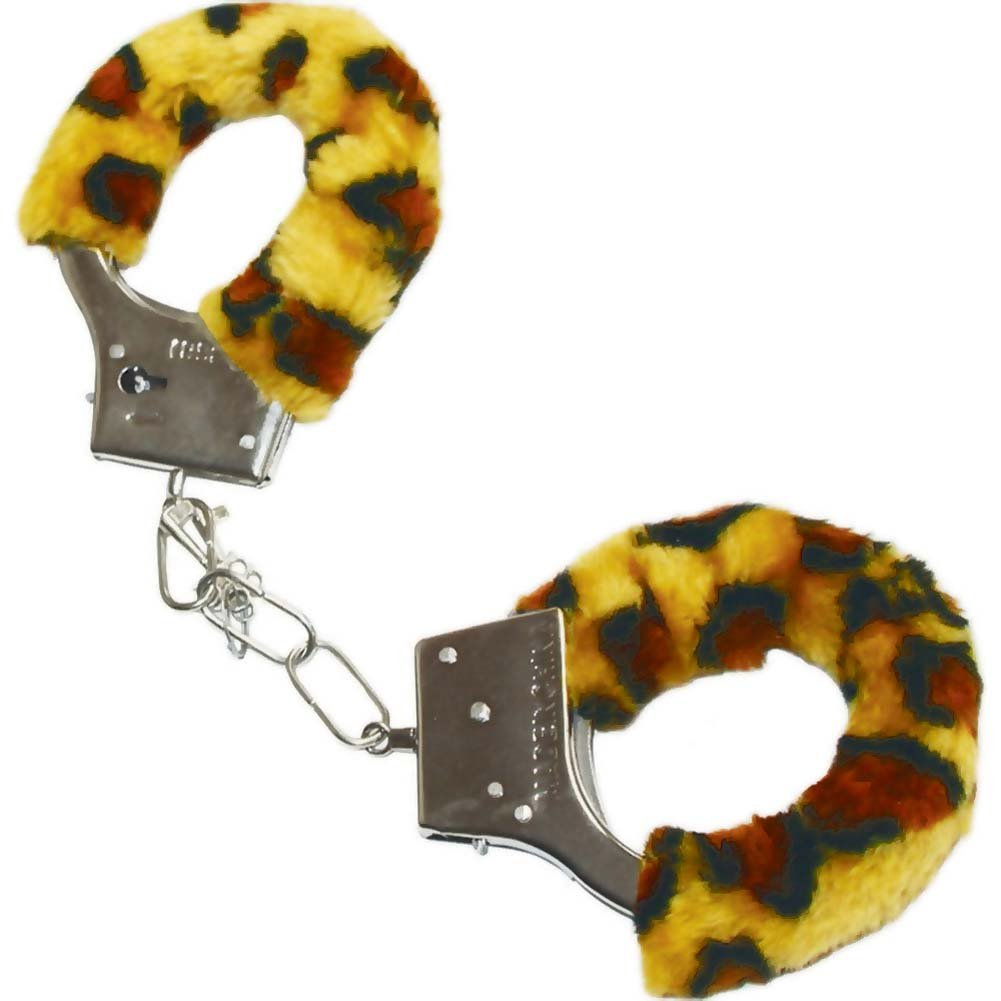 Sex and Mischief SM Furry Animal Cuffs - View #2