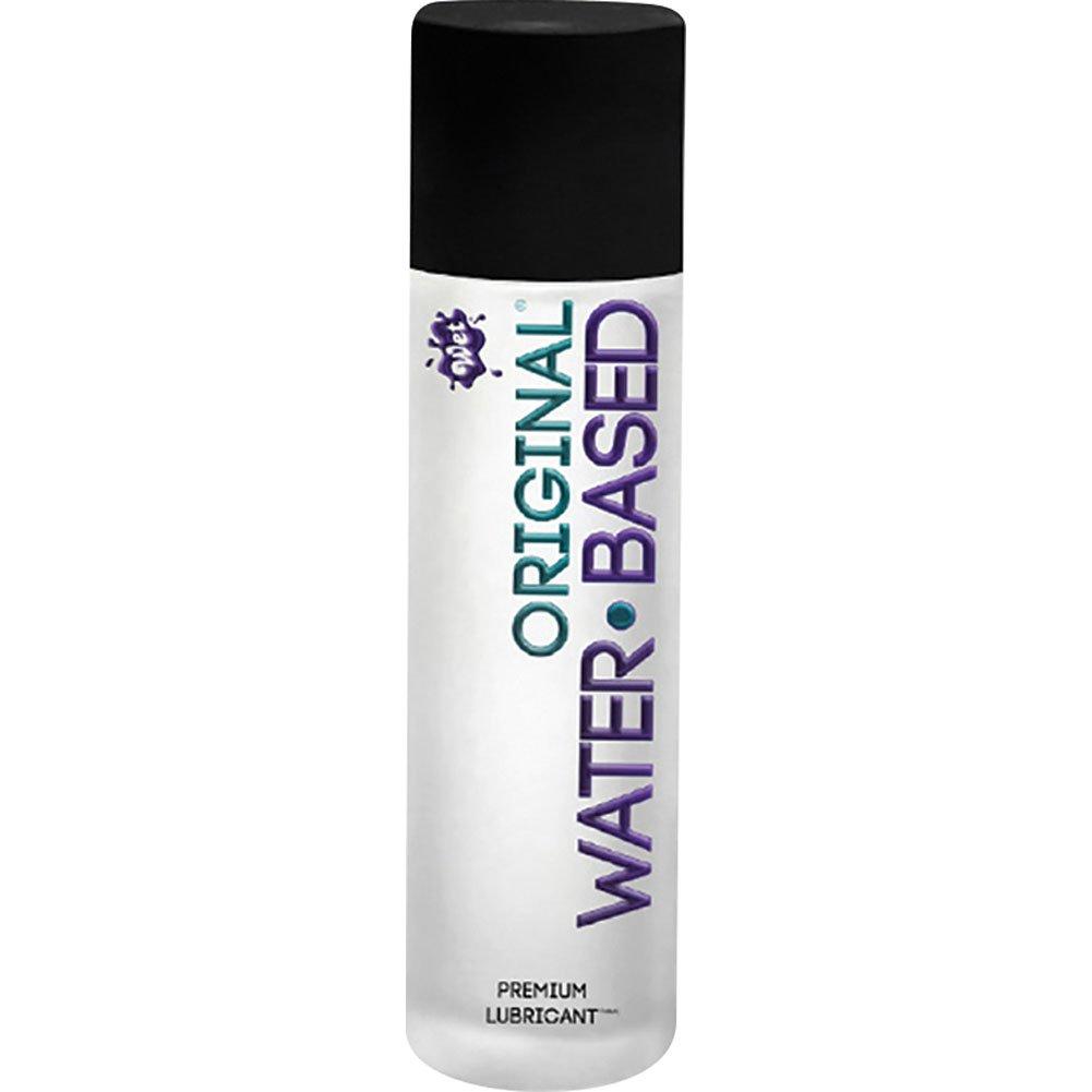 Wet Original Gel Water Based Personal Lubricant 1 Fl. Oz. - View #1