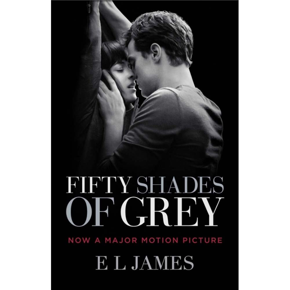 Fifty Shades of Grey Movie Tie In Edition NEW BOOK RELEASE - View #1