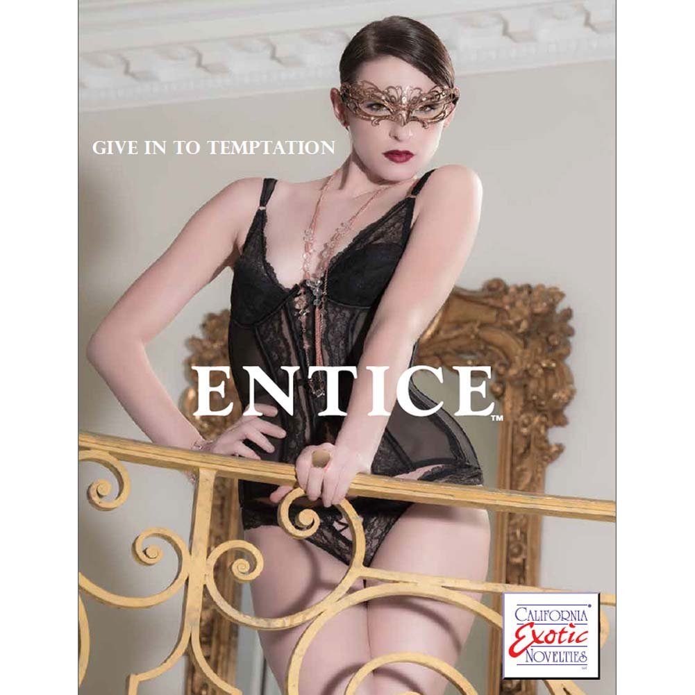 California Exotic Novelties 2015 Entice Collection Catalog - View #1