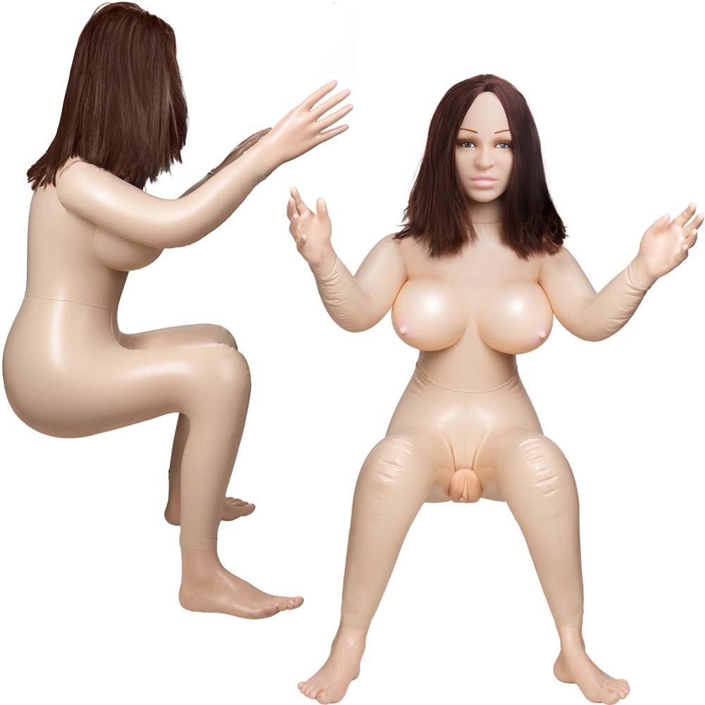 Vivid Raw Doggy Style Diva Yurizan Bel Vibrating Love Doll for Men - View #1
