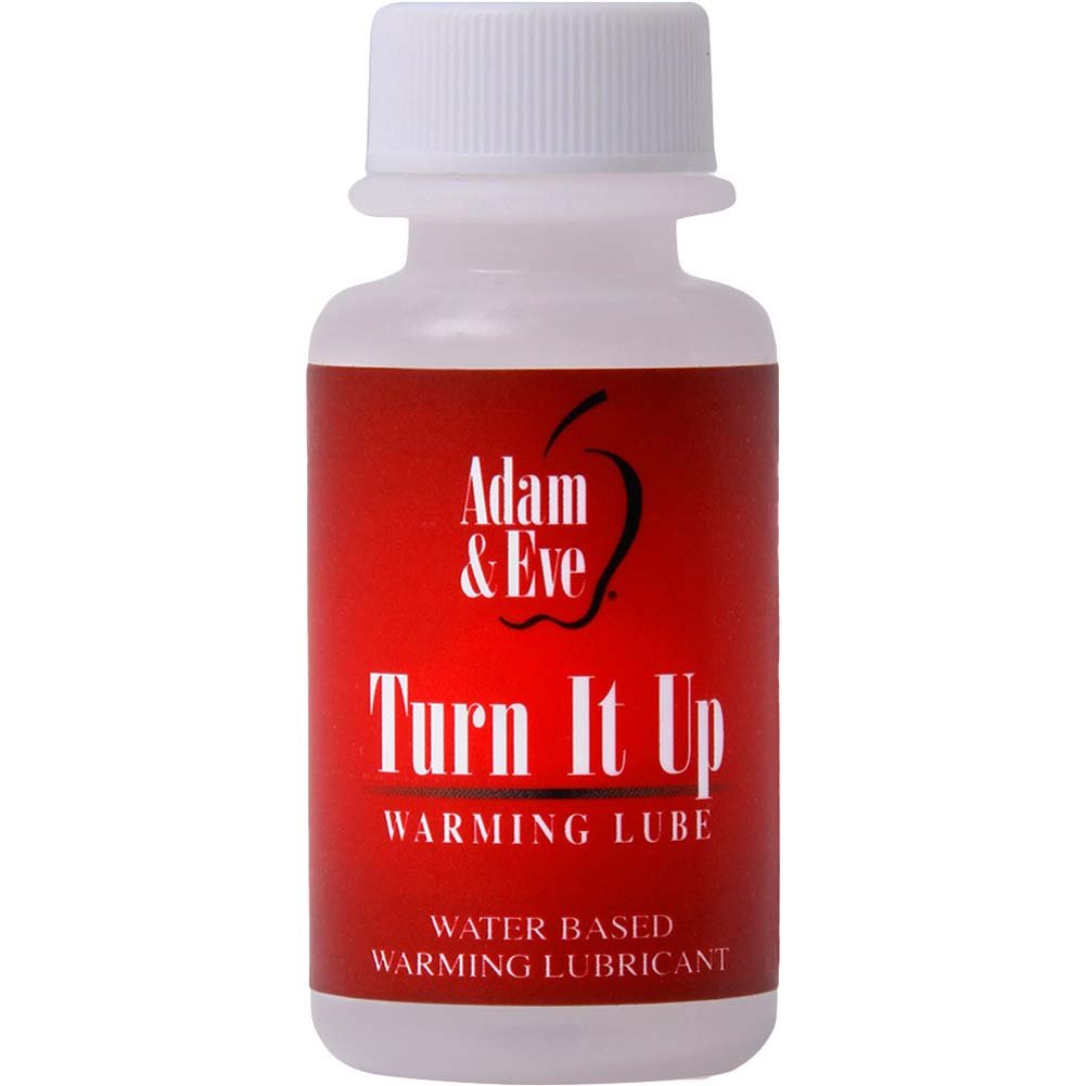 Adam and Eve Turn It Up Warming Lube 1 Fl.Oz 30 mL - View #1