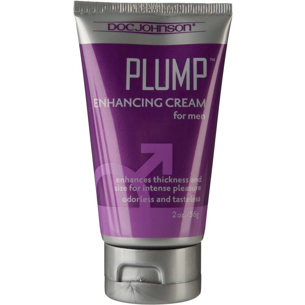 Plump Enhancement Cream for Men 2 Fl. Oz. Tube - View #1
