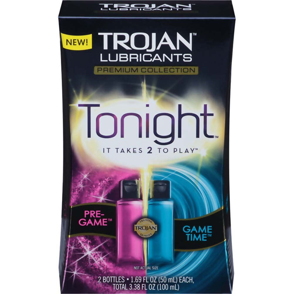 Trojan Tonight 2 Premium Lubricants Pack - View #1