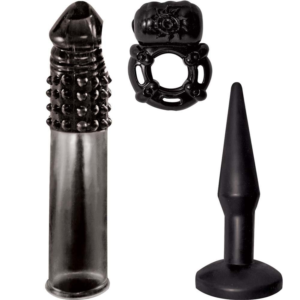 Ram Ultimate Orgasm Kit Black - View #2